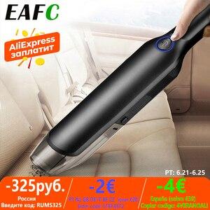 Image 1 - כף יד אלחוטי ואקום ציקלון חזקה יניקה נטענת רכב שואב אבק 6650 רטוב/יבש אוטומטי לרכב בית לחיות מחמד שיער