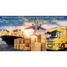 تكلفة الشحن لمختلف البلدان أو المناطق شحن إضافي