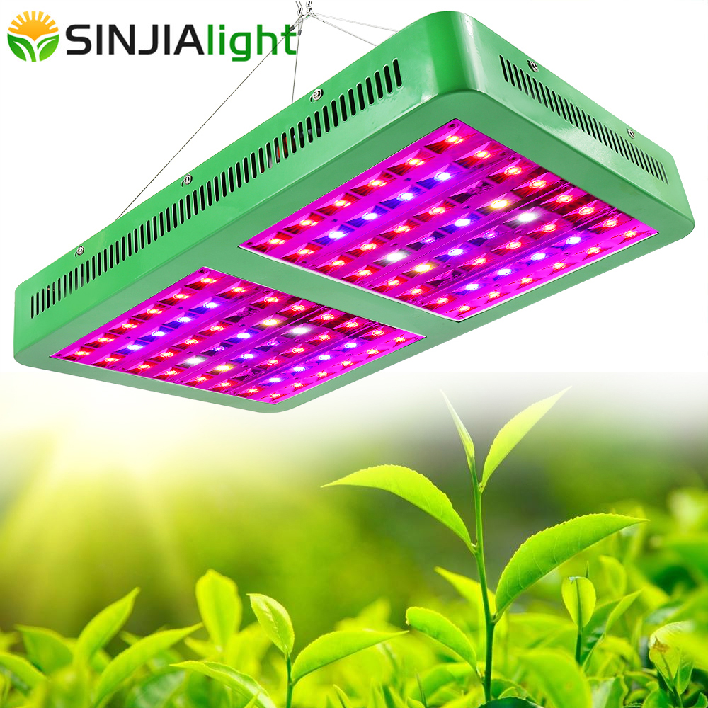 LED <font><b>Grow</b></font> Light Full Spectrum 600W Fitolampy Growth Bloom reflector cup dual switch Plant Lamp for indoor vegs <font><b>grow</b></font> <font><b>tent</b></font> image
