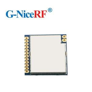 Image 2 - 2 قطعة/الوحدة RF4432PRO 100mW Si4432 FSK/ GFSK جزءا لا يتجزأ من مكافحة التدخل 433 ميجا هرتز بيانات لاسلكية مثبت جهاز إرسال واستقبال