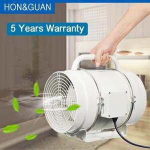 Hon/&Guan Straight Pipe Bride Ventilation Conduits Connecteur 4 pouces Noir