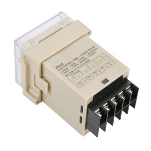 Image 3 - HFES ZN48 AC220V Digital Time Relay Counter Multifunction Rotating Speed Frequency Meter
