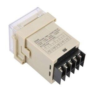 Image 3 - HFES ZN48 AC220V цифровой счетчик реле времени Многофункциональный вращающийся измеритель скорости