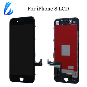 Image 1 - 아니 죽은 픽셀 LCD 디스플레이 Pantalla 아이폰 8 8g 3D 터치 스크린 교체 부품에 대 한 iPhone8 LCD 디지타이저 어셈블리 + 도구