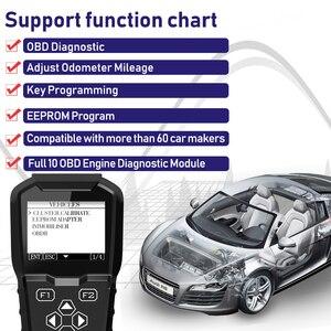 Image 2 - OBDPROG MT601 OBD2 סורק מד מרחק תיקון מפתח מתכנת מקצועי EEPROM קורא כלי אבחון עדכון חינם לכל חיים