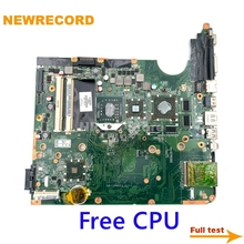 Pavilion Dv6 571187-001 DV6-2000 DAUT1AMB6E1 for Free-Cpu Fully-Tested 4650 1GB NEWRECORD