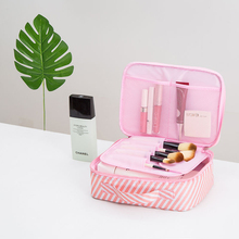 DJLJLZWE Fashion And Convenient Travel Storage Bag Oxford Cloth Waterproof Suitcase Cosmetic Case
