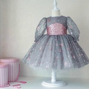 Летняя одежда для девочек; Детские платья для девочек; кружевное платье с цветочным рисунком; вечерние платья для маленьких девочек на свад...