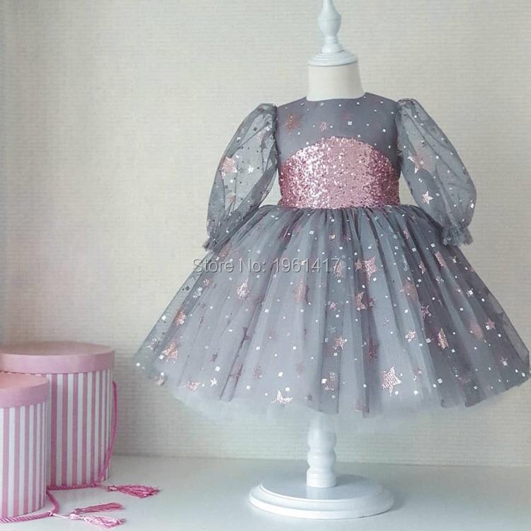 Summer Girl Clothes Kids Dresses For Girls Lace Flower Dress Baby Girl Party Wedding Dress Children Girl Princess Dress