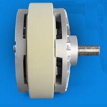 0,6~ 40 кг одноосевой электромагнитный порошковый тормоз напряжения Управление DC24V Электромагнитная Порошковая муфта FZ6A-1 FZ12A-1 FZ25A-1 FZ50A-1