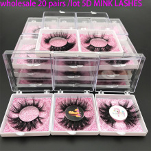 MIKIWI Custom Packaging Square box wholesale 5DMink lashes Soft Dramatic Regular Lashes Thick Natural Long Volume Mink Eyelashes