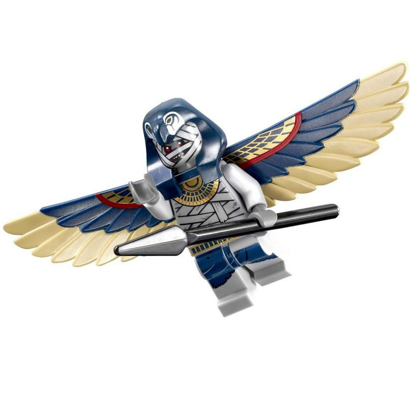 Collect Egypt Flying Mummy With Arms Blocks Toys