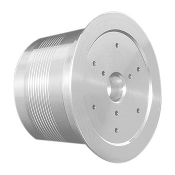 Kompatybilny z ekspresem do kawy Caffitaly kapsułka wielokrotnego użytku ze stali nierdzewnej do wielokrotnego użytku do kapsuły Caffitaly Cafe tanie i dobre opinie EQURA CN (pochodzenie) NONE Silver stainless steel