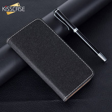 KISSCASE Flip Magnetic Case For Huawei P20 Lite P30 Lite Magnet Leather Cases For Huawei P30/P20 Pro Mate 20 Pro Mate 10 30 Lite(China)