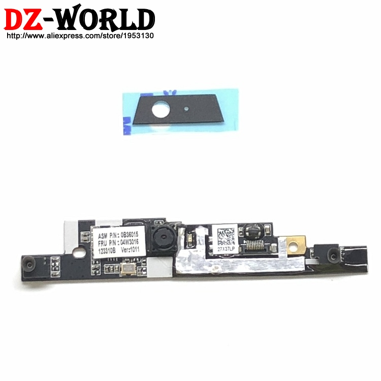 Built-in 720P Camera Front MIC Module Webcam For Lenovo Thinkpad T420 T420S T430 T430S I Laptop 04W3016 04W3015 04W3014