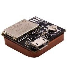 Módulo de posicionamiento GPS módulo de Navegación Beidou Integración de antena integrada BG01 T transmisión de datos inalámbrica