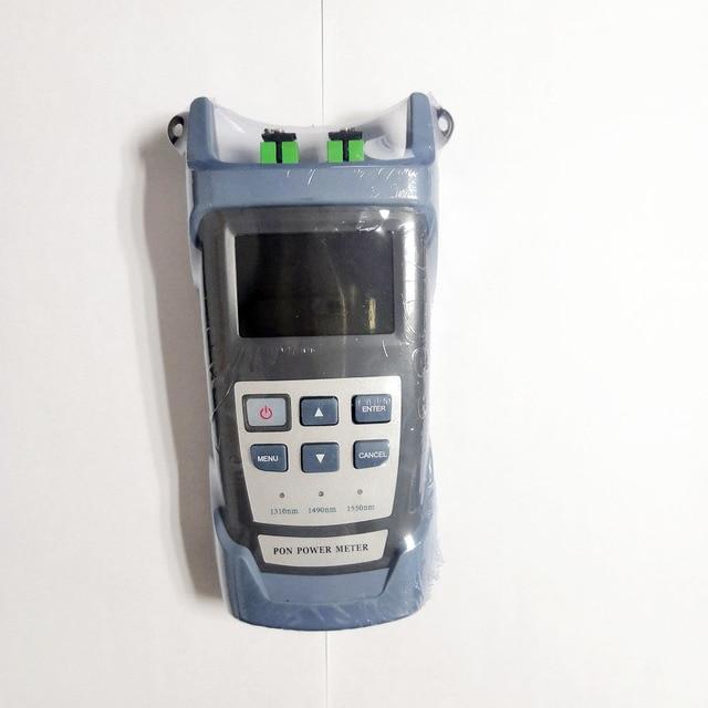 Ruiyan Fiber Optic PON Power Meter GPON EPON SC APC Connector