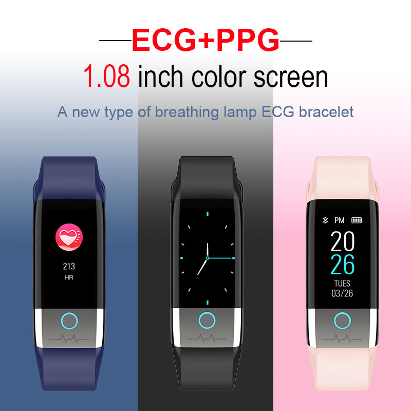 Run Speed X1 Smart Watch ECG PPG HRV Blood Pressure Heart Rate Monitor Activity Tracker Men IP67 Waterproof Sport Smartwatch in Smart Watches from Consumer Electronics