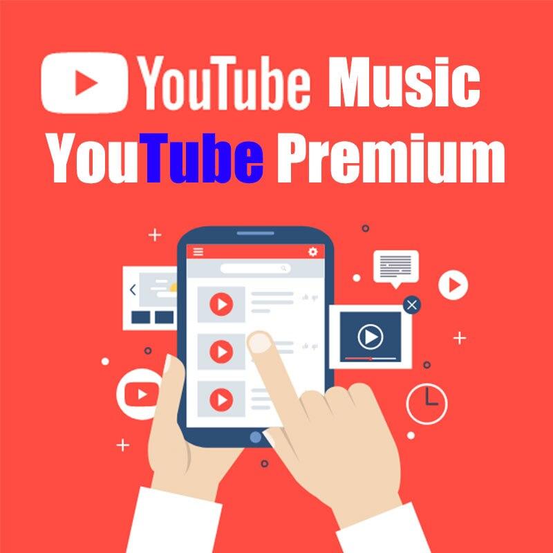 Полная гарантия YouTube Премиум музыкальный плеер работает на мобильный телефон Android IOS компьютер ноутбук