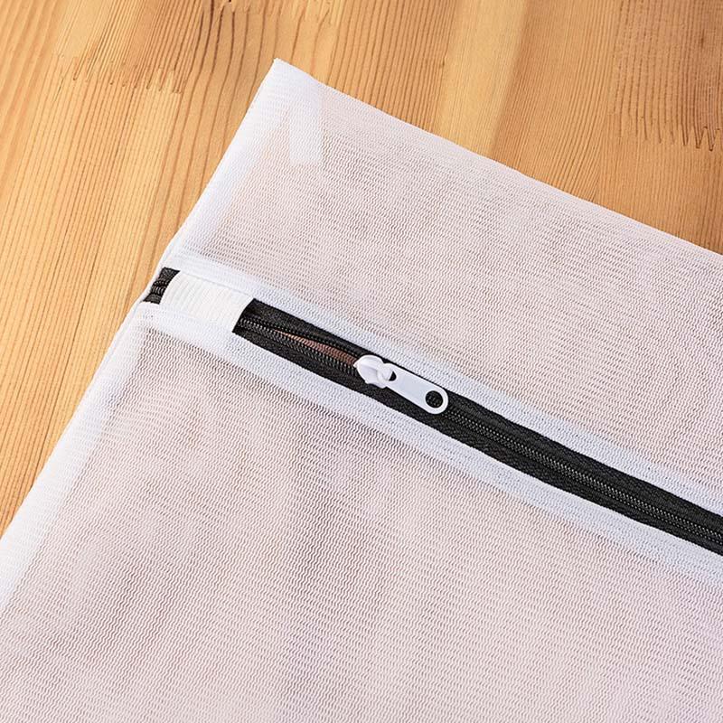 4pcs Set Clothes Laundry Mesh Net Bag Pouch For Washing Machine Bra Underwear JAN88
