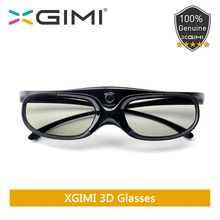 Original XGIMI Shutter 3D Glasses DLP Link Liquid Crystal Rechargeable Virtual Reality LCD Glass for XGIMI H1/ H2/ Z6/ CC Aurora