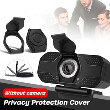 Lens-Case Cover Shutter Privacy-Protection FONKEN Folding-Camera Anti-Leakage-Cap Usb