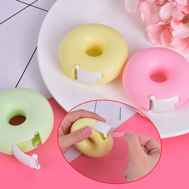 Cute Convenient Eyelash Tape Split Supply Paper Medical Tape Split Eyelash Extension Tool Masking Tape Cutter Design