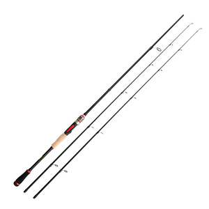 High Quality 2020 Newest 1.8M 2.1M Spinning Fishing Rod 2 Tips ML/M Power 3 Sec Carbon Rod Spinning Casting Rod Fishing Tackle