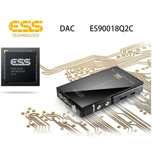 Image 2 - Moonlight Z6 PRO Z6pro DSD256 ES9018Q2C DAC sound card Dual Core CPU OTG TFT LCD Hifi Music mp3 Player D1 006