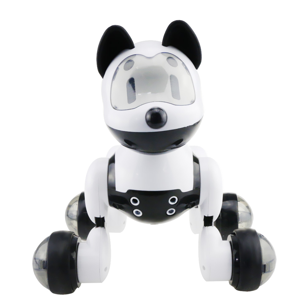 MG010 Voice Control Free Mode Sing Dance Smart Dog Intelligent RC Robot Dog Toy Smart Robot Dog Toy Electronic Pets Kids Gift