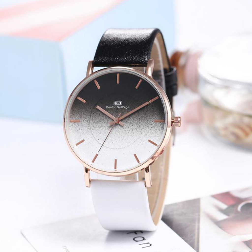 Best Gift Casual Female Quartz Watch Fashion Student Belt Men And Women Watch Support Purchasing And Wholesale