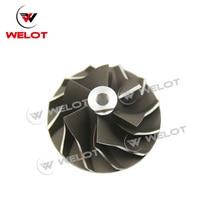 Casting-Compressor-Wheel Turbo for 760497-1 761899-1 767836-1 773721-1 777250-1 WL3-0622