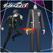 Costume Adult Jacket Anime Danganronpa Shuichi Cosplay Saihara Outfits Pants Uniform