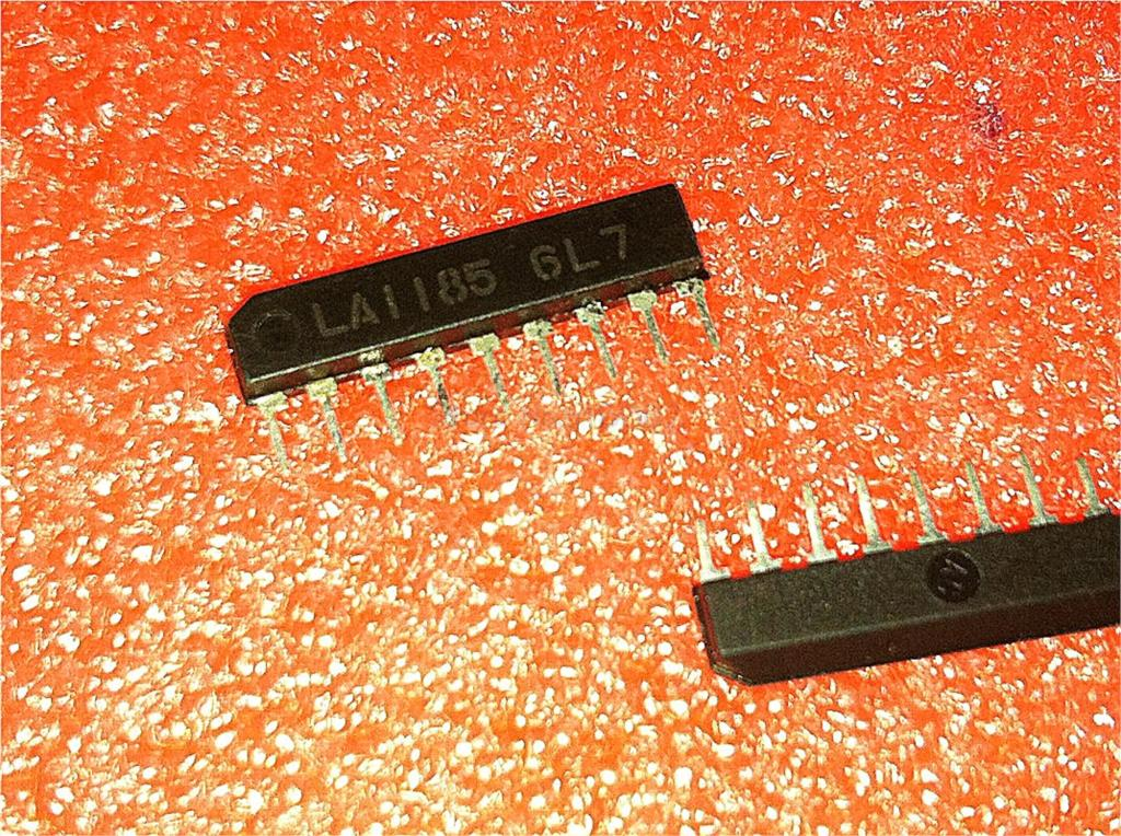 1pcs/lot LA1185 1185 SIP-9 In Stock