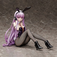 Freeing Danganronpa Kyoko Kirigiri Bunny Ver. PVC Action Figure Anime Figure Model Toys Sexy Girl Figure Collection Doll Gift