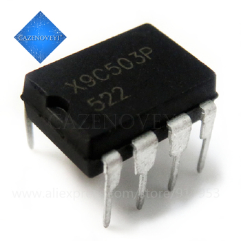 5pcs/lot X9C503P X9C503 DIP-8 In Stock ka3842b ka3842 dip 8