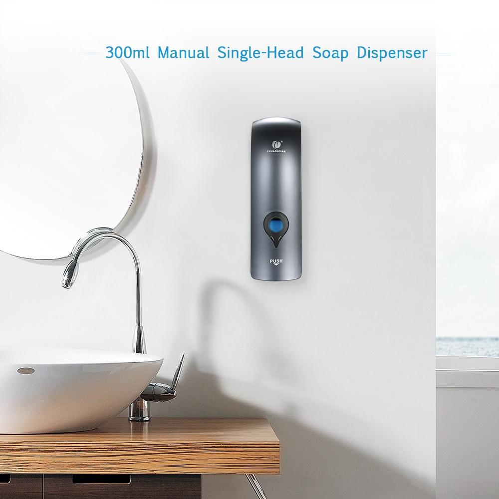 Soap Dispenser Pump Automatic Liquid Soap Dispenser Infrared Smart Sensor