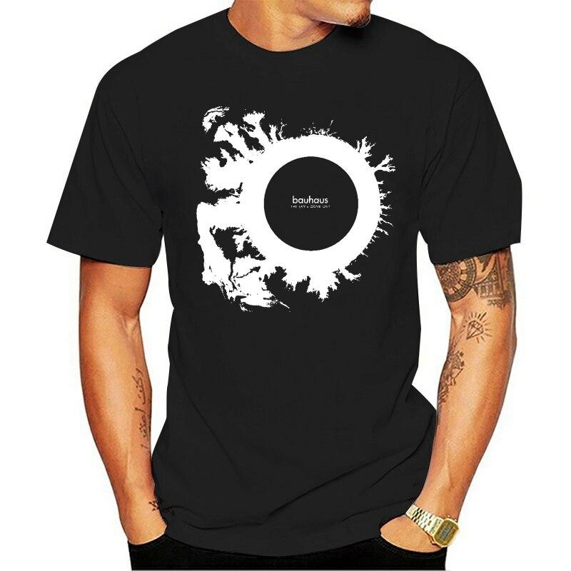 T-Shirt «bauthouse The Skys» pour hommes, haut en coton, à la mode, officiel, Punk, gargouille, musique, Rock, Indie, 2020
