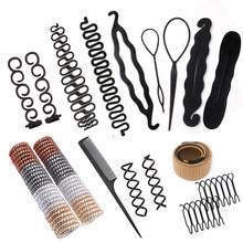 Hair Braiding Tool Weave Braider Roller Hairpins Clips Hair Twist Styling Tool DIY Hair Accessories for Women Hairstyle