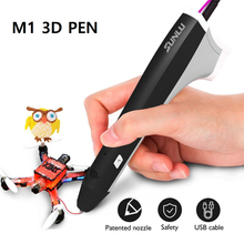 3d-Printing-Pen Filament Kids-Adults for with 2-Free Modern Arts And Crafts-Tool Newest