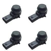 Novo Sensor De Estacionamento PDC Sensor De Estacionamento Radar de Estacionamento 4PCS Para BMW F20 F30 F35 F80 F31 F34 2013-2016 66209288224 66209261581