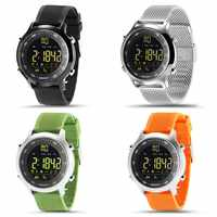 Watch carcam smart watch ex18 with fitness tracker, pedometer