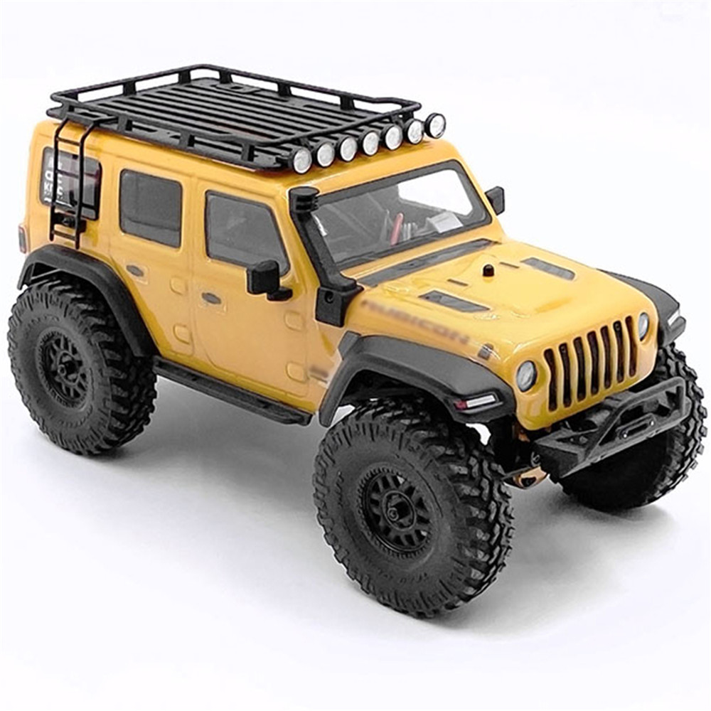 Black ABS For 1/24 Axial SCX24 JEEP RC Car Snokle Upgrade Part Accessory