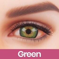 小#3 绿色Green