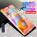 Защитная пленка для Samsung Galaxy A11 A01 камера гидрогель Защитная пленка для Samsung Galax A 11 A 01 11a стеклянная пленка samsun A11