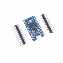 Pro Micro ATmega32U4 5V/16MHz Module with 2 row pin header