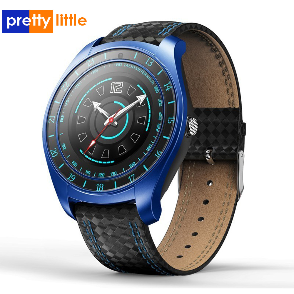 <font><b>V10</b></font> Smart Watch Men with Camera Bluetooth <font><b>Smartwatch</b></font> Pedometer Heart Rate Monitor with Sim TF Card Wristwatch for Android image