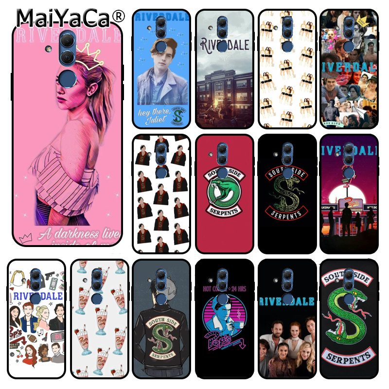 MaiYaCa power <font><b>Riverdale</b></font> proud Phone <font><b>Case</b></font> for <font><b>Huawei</b></font> <font><b>Mate</b></font> <font><b>10</b></font> 20 <font><b>Lite</b></font> 20X Mate20 <font><b>10</b></font> Pro Mate9 Nova3 3i image