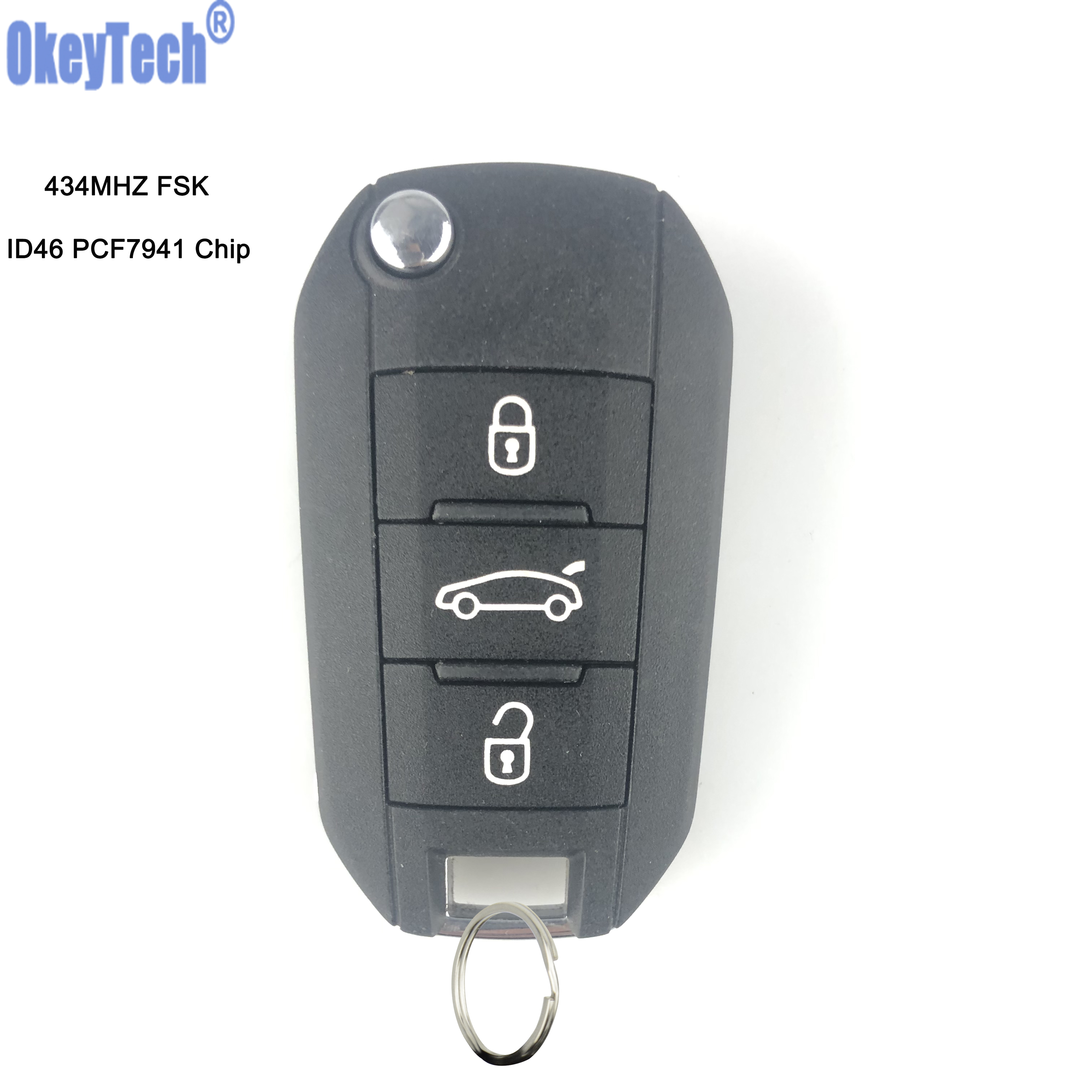 Good quality and cheap peugeot 301 remote key in Store Xprice