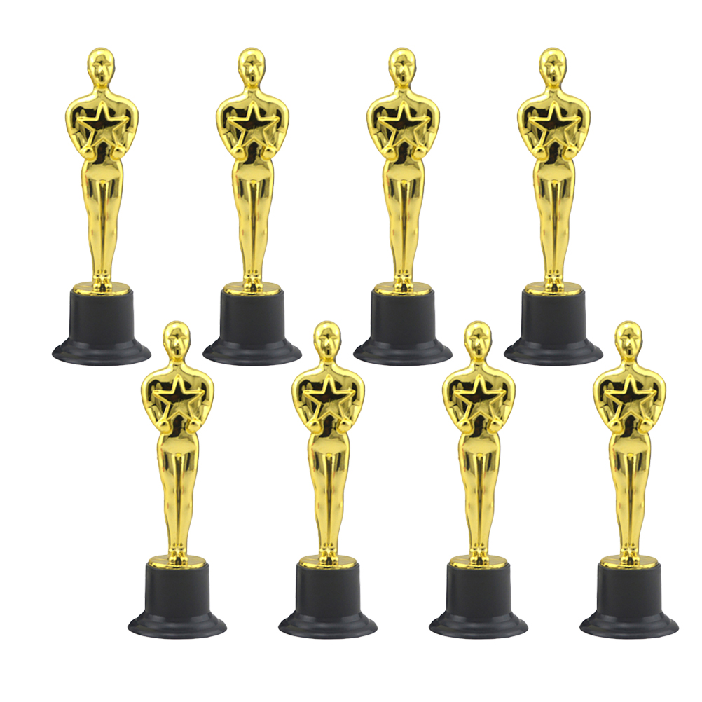 Hollywood Party Decoration Male Award Statue 25cm Tall Award Night Trophy
